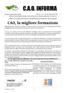 CAO Informa n 4